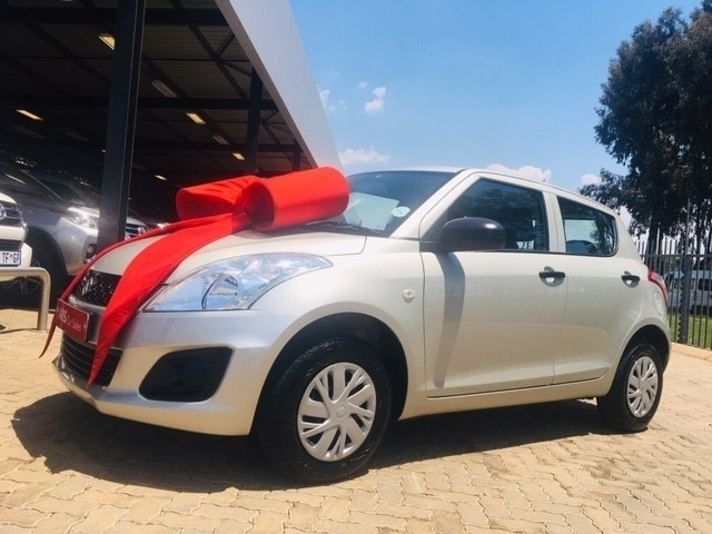 SUZUKI SWIFT 1.2 GA