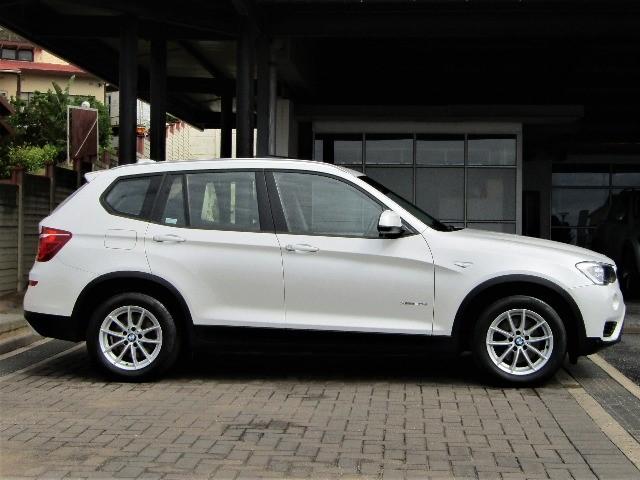 2017 BMW X3 xDRIVE20d A/T (F25)