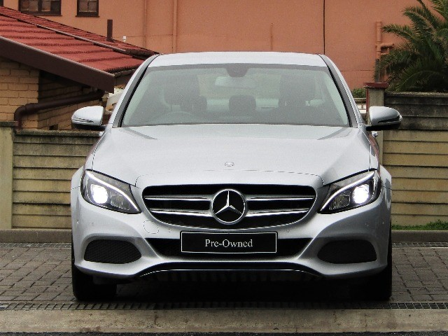 2015 MERCEDES-BENZ C180 AVANTGARDE A/T