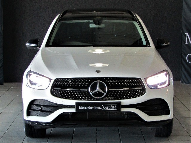 2020 MERCEDES-BENZ GLC 220d 4MATIC
