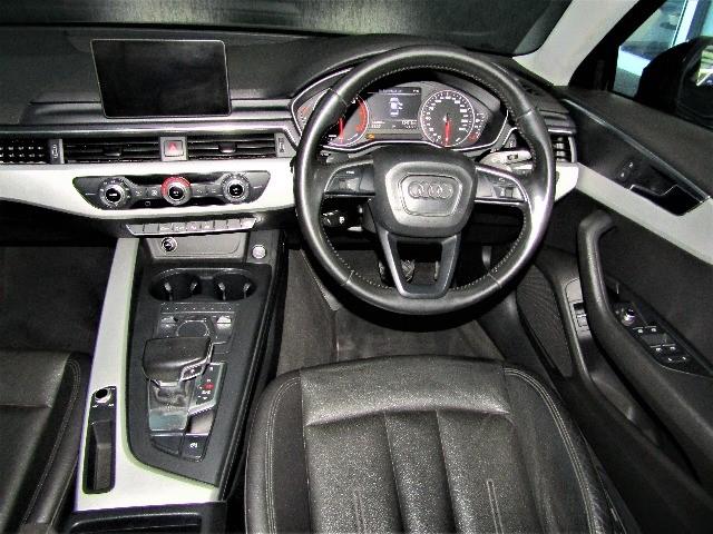 2016 AUDI A4 1.4T FSI STRONIC (B9) (35 TFSI)