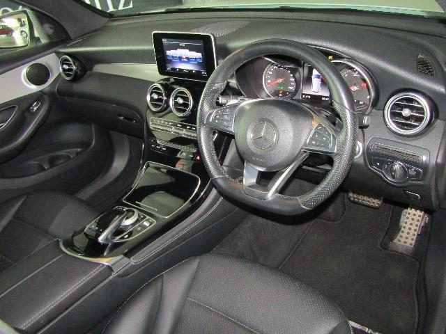 2017 MERCEDES-BENZ GLC 250d OFF ROAD
