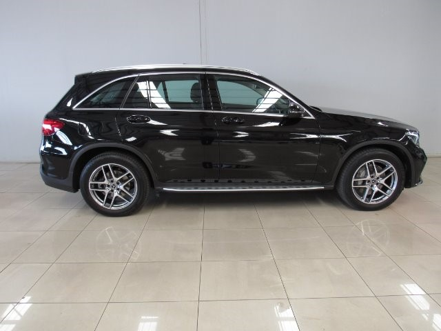 2019 MERCEDES-BENZ GLC 250d