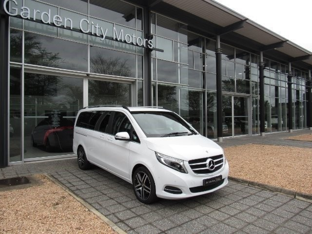 2019 MERCEDES-BENZ V250 BLUETEC AVANTGARDE A/T