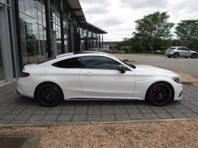 2017 MERCEDES-BENZ AMG COUPE C63 S