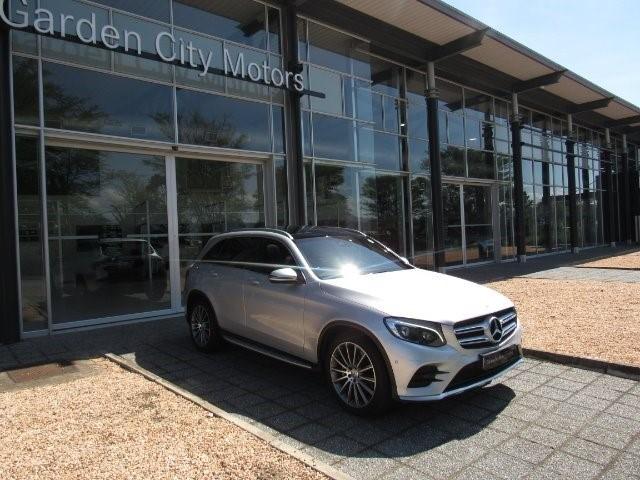 2016 MERCEDES-BENZ GLC 220d