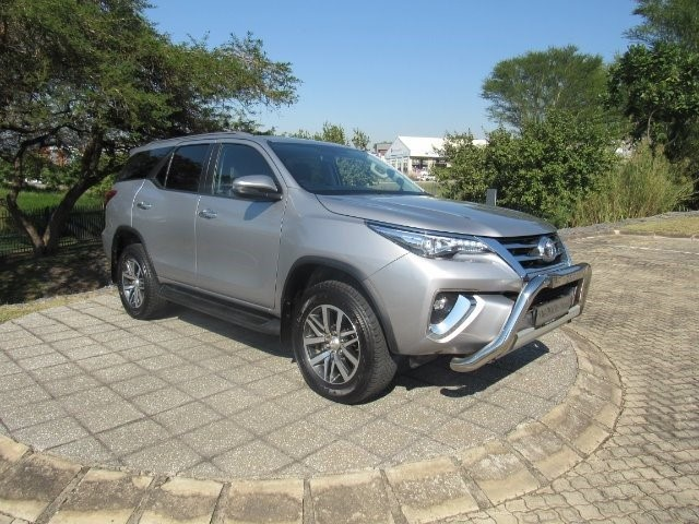 2020 TOYOTA FORTUNER 2.8GD-6 4X4 A/T