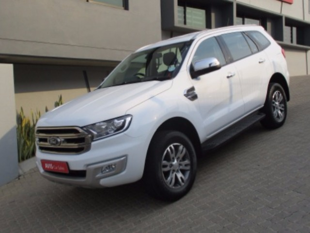 FORD EVEREST 3.2 TDCi  XLT A/T
