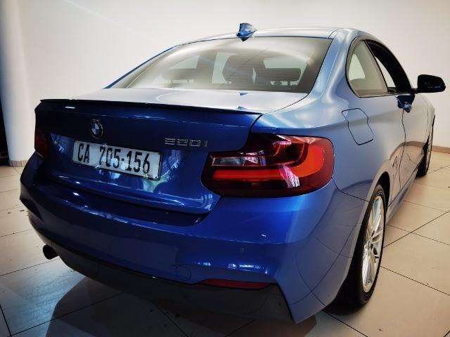 2016 BMW 220i M SPORT A/T(F22)