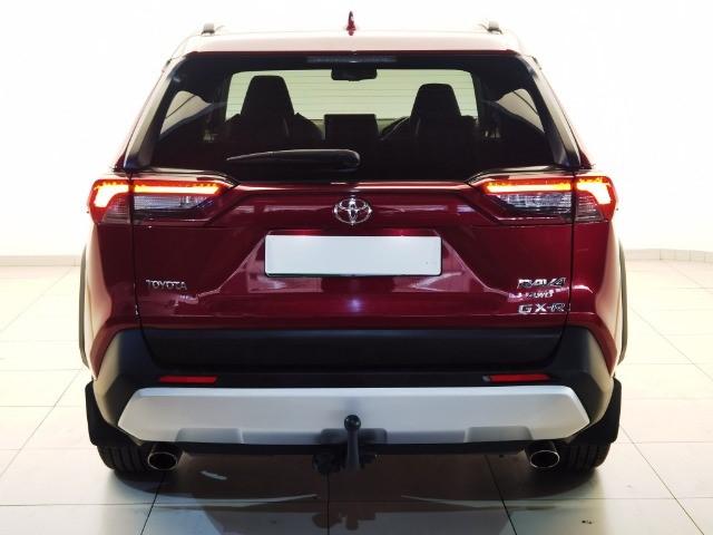 2020 TOYOTA RAV4 2.0 GX-R CVT AWD