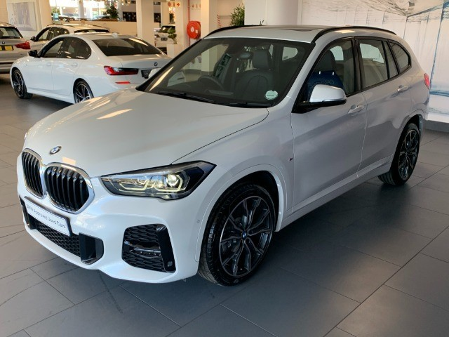 2021 BMW X1 sDRIVE20d M-SPORT  A/T (F48)