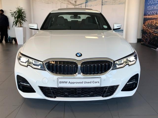 2021 BMW 320i M SPORT A/T (G20)