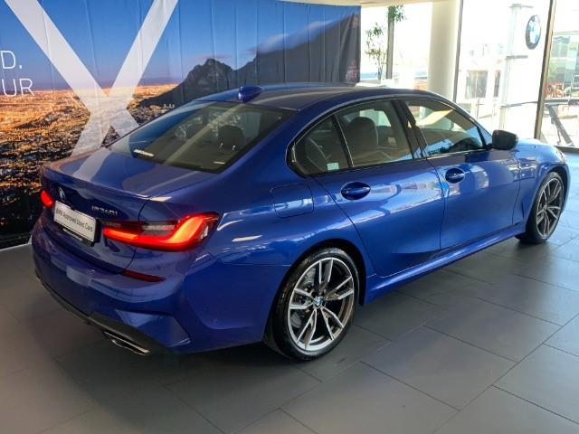 2021 BMW M340i xDRIVE A/T (G20)