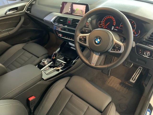 2021 BMW X3 sDRIVE 18d M SPORT (G01)