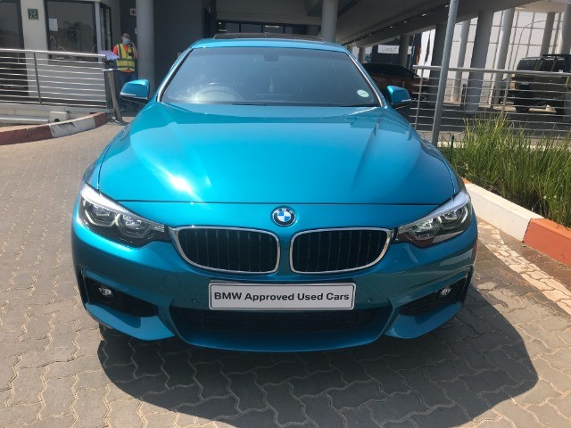 2017 BMW 440i GRAN COUPE M SPORT A/T (F36)