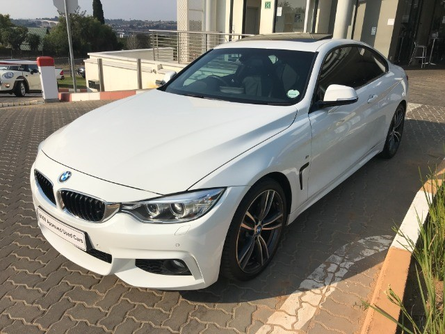 2015 BMW 428i COUPE M SPORT A/T (F32)