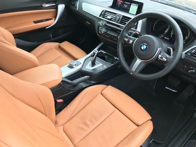 2019 BMW 220i M SPORT A/T(F22)