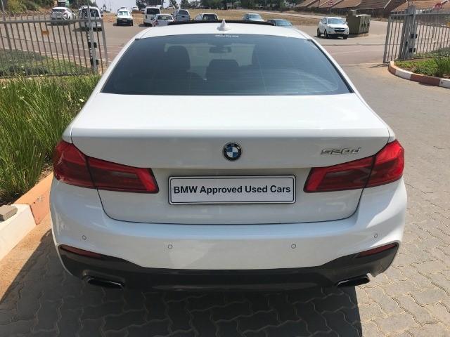 2017 BMW 520d M SPORT A/T (G30)