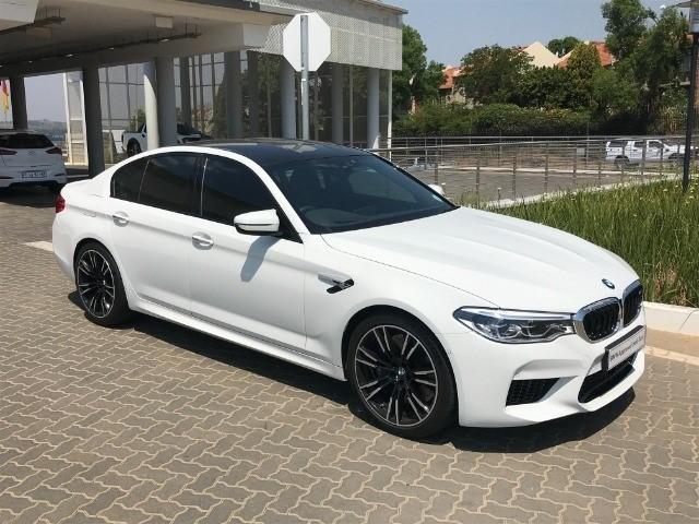 2018 BMW M5 M-DCT (F90)