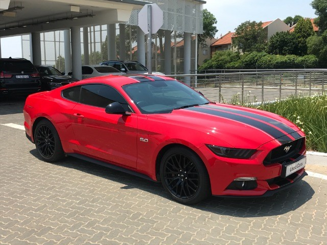2017 FORD MUSTANG 5.0 GT A/T