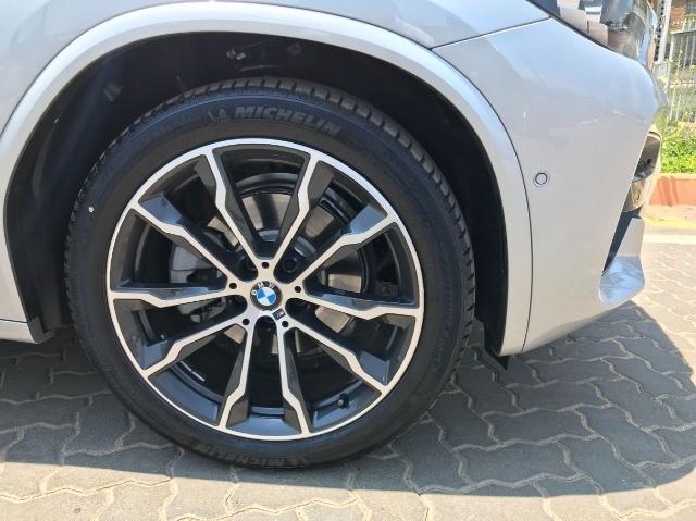 2019 BMW X3 sDRIVE 18d M SPORT (G01)