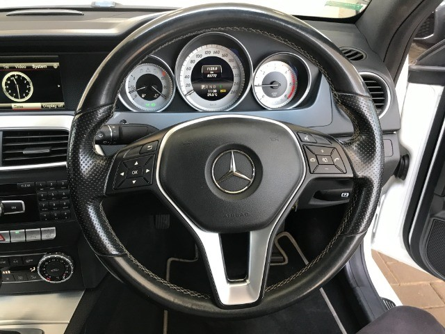 2015 MERCEDES-BENZ C250 CDi BE COUPE A/T