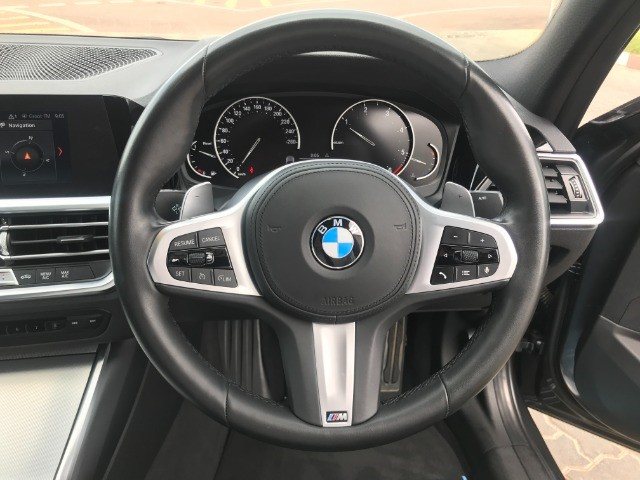 2019 BMW 320D M SPORT LAUNCH EDITION A/T (G20)