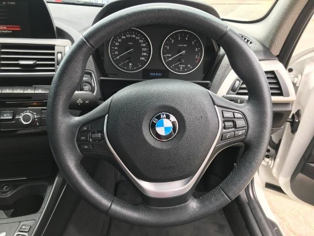 2017 BMW 118i 5DR A/T (F20)