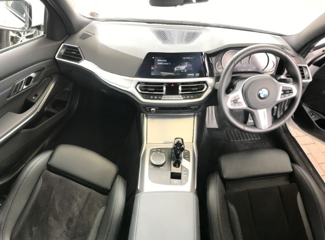 2019 BMW 320i M SPORT LAUNCH EDITION A/T (G20)