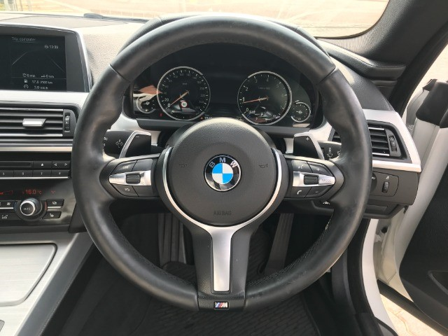 2015 BMW 650i GRAN COUPE M SPORT