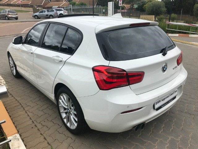 2017 BMW 120d 5DR A/T (F20)