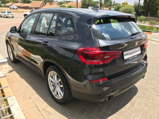 2019 BMW X3 sDRIVE 18d (G01)