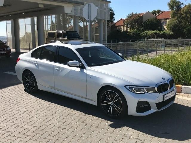 2019 BMW 330i M SPORT A/T (G20)