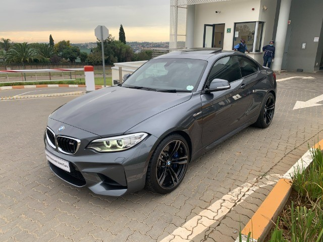 2017 BMW M2 COUPE M-DCT (F87)