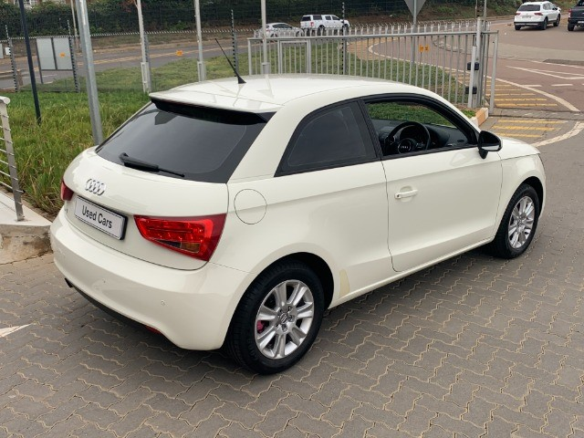 2012 AUDI A1 1.2T FSi ATTRACTION 3Dr