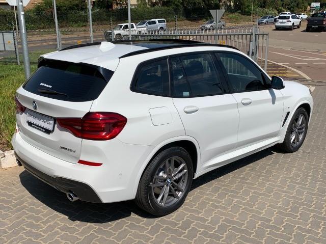 2021 BMW X3 xDRIVE 20d M-SPORT (G01)