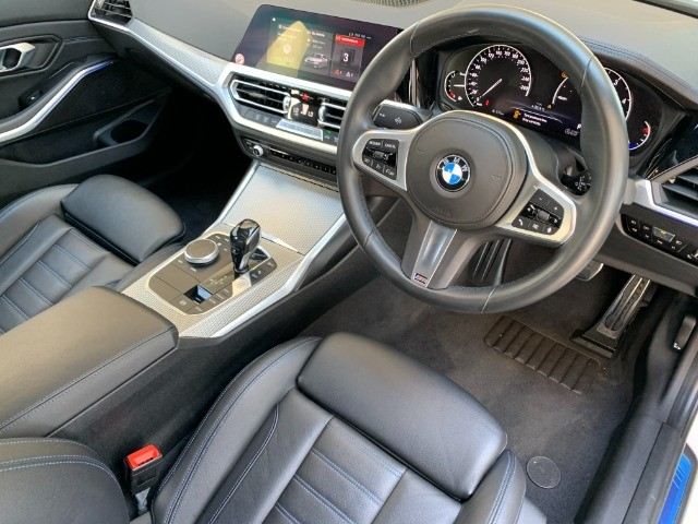2019 BMW 320D M SPORT LAUNCH EDITION A/T (G20)