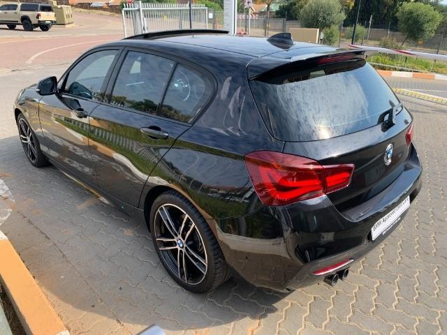2019 BMW 120i EDITION M SPORT SHADOW 5DR A/T (F20)