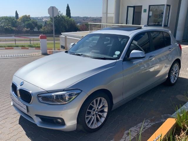2016 BMW 120i 5DR A/T (F20)