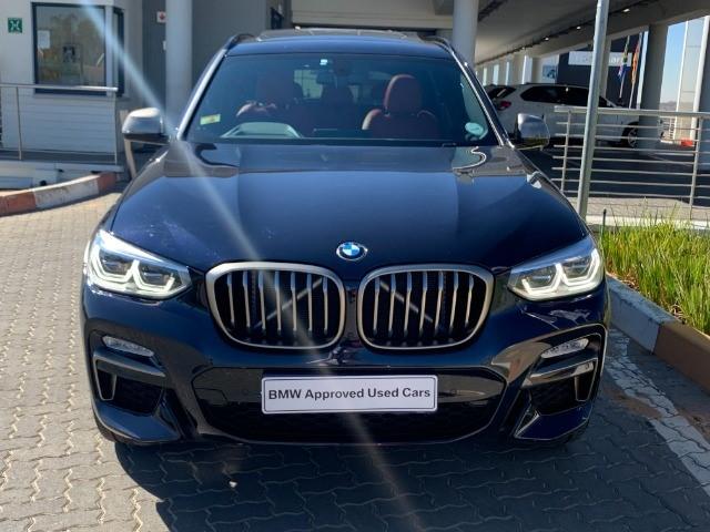 2018 BMW X3 xDRIVE M40i (G01)