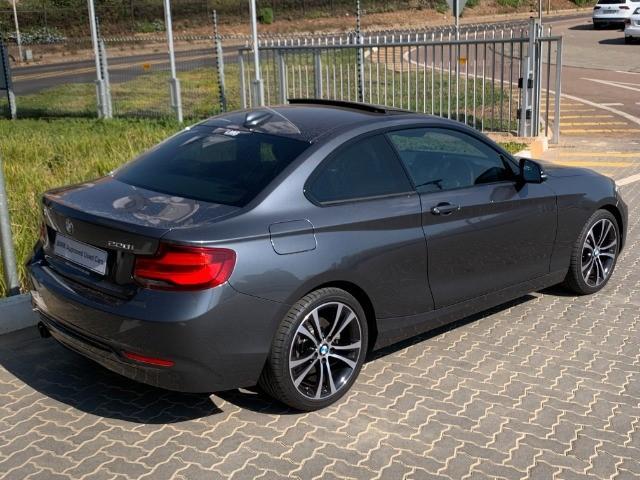 2019 BMW 220i SPORT LINE SHADOW EDITION A/T (F22)