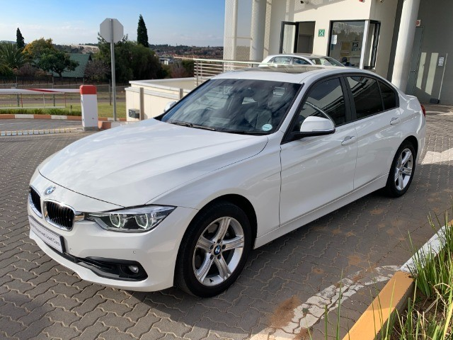 2018 BMW 320D A/T (F30)