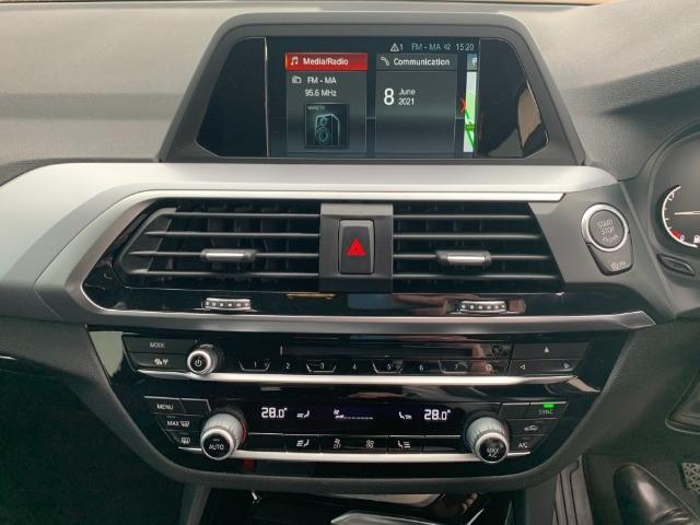 2019 BMW X3 sDRIVE 20i (G01)