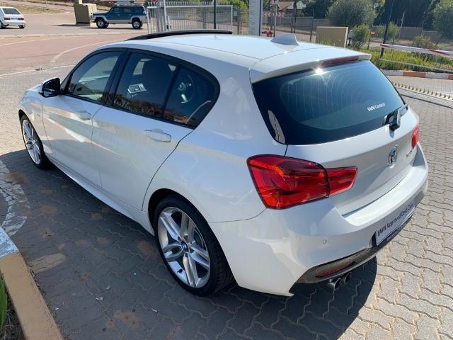 2017 BMW 120i M SPORT 5DR A/T (F20)