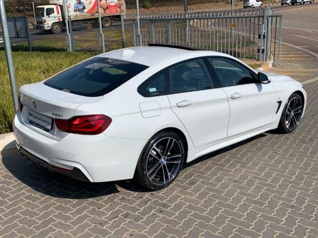 2021 BMW 420i GRAN COUPE M SPORT  A/T (F36)