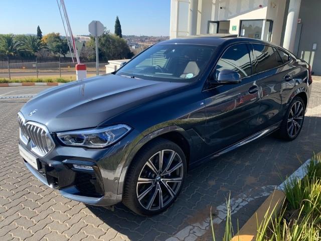 2020 BMW X6 xDRIVE40i (G06)