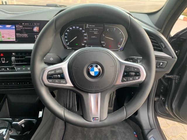 2021 BMW 118d M SPORT A/T (F40)