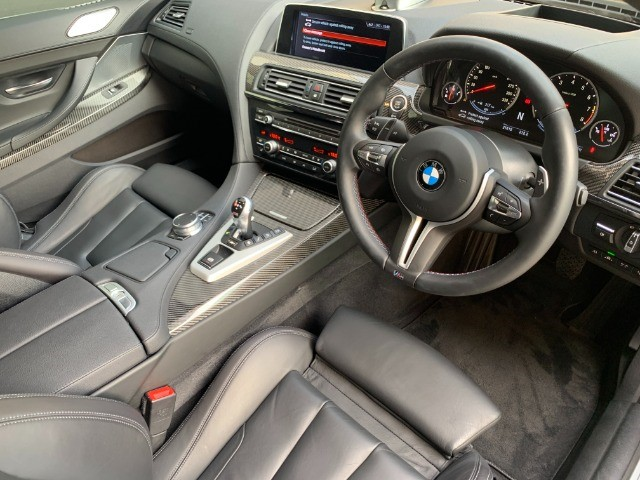 2017 BMW M6 GRAN COUPE M-DCT
