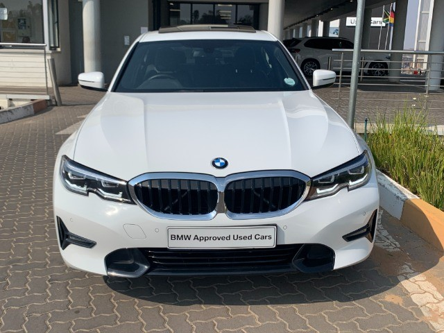 2020 BMW 318i SPORT LINE LAUNCH EDITION A/T (G20)
