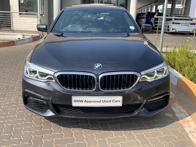 2017 BMW 540i A/T (G30)
